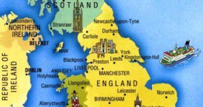 5 клас. A trip to Britain (доповнення — тема)