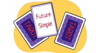 The Future Simple Tense (майбутній простий час)