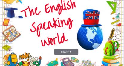 6 клас. Unit VIІ. Welcome to the English-speaking World (Глава VІI. Запрошуємо в англомовний світ)